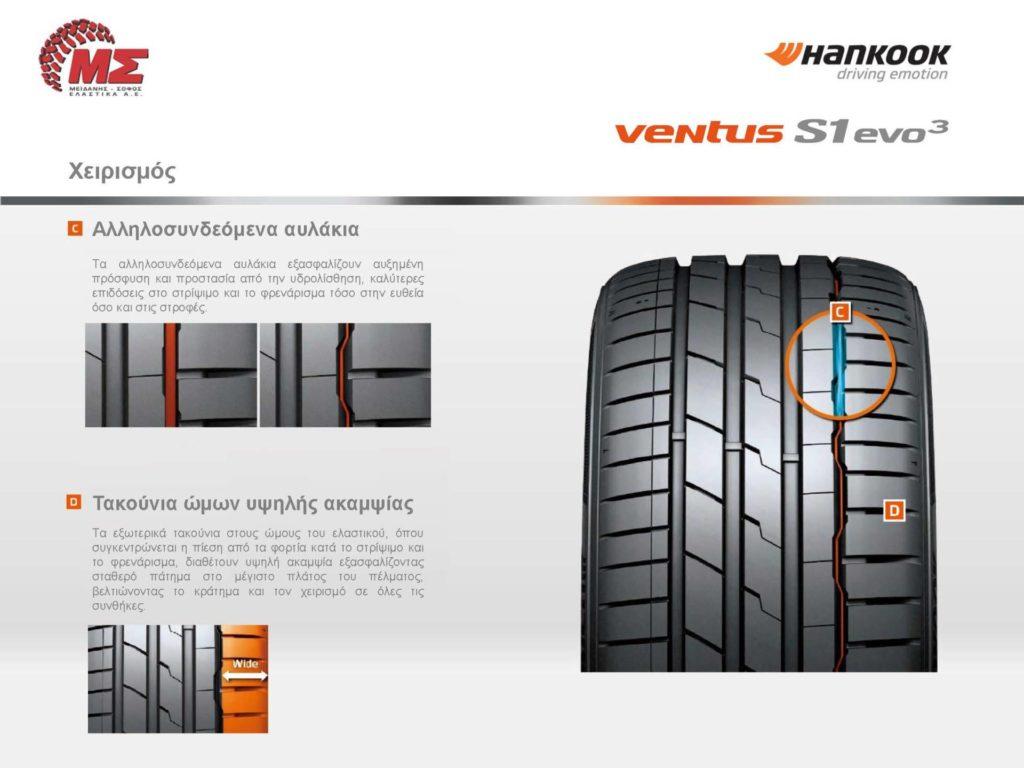 Hankook Ventus S1 Evo3