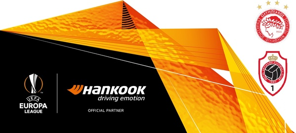 Hankook Europa League Olympiacos